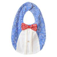 <img class='new_mark_img1' src='https://img.shop-pro.jp/img/new/icons20.gif' style='border:none;display:inline;margin:0px;padding:0px;width:auto;' />[SALE 15%off] GENTLEMAN BIB PAISLEY by ANTENA