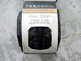TERAVAIL(テラベール) CANNONBALL 700C Black L&S