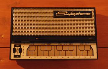 オリジナルスタイロフォン by dubreq イギリスヴィンテージ