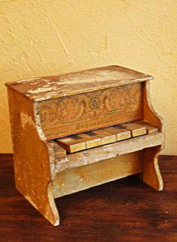 シェーンハット アンティーク トイピアノ(小) 1900年初期