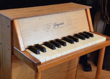 JAYMAR アップライト アンティークトイピアノ