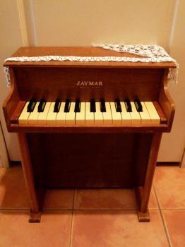 アンティーク Jaymar トイピアノ
