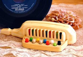 Proll Toy keymonica ハーモニカ  Proll Toys 社製
