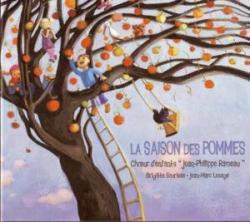 りんごの季節 / ジャン=フィリップ・ラモー子供合唱団   <フランスの子供のうた>