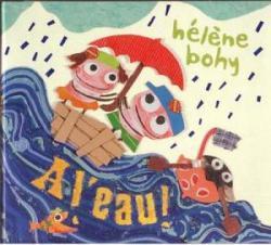 水の中へ! / エレーヌ・ボーイ   <フランスの子供のうた>
