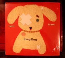 tutti frutti  LP / ドラジビュス   <アヴァンポップ>