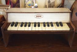アンティーク Jaymar  卓上トイピアノ 50's