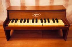 アンティーク JAYMAR 卓上 トイピアノ 30key