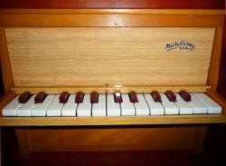 アンティーク フランス michelsonne トイピアノ