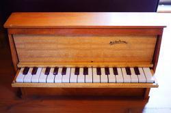 フランスアンティーク Michelsonne トイピアノ 30key   toy piano