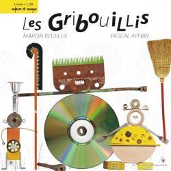 グリブィイ 絵本CD