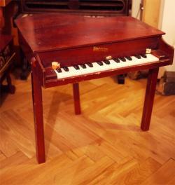 1960's ELY MELLO TONE アンティーク トイピアノ 30key   toy piano