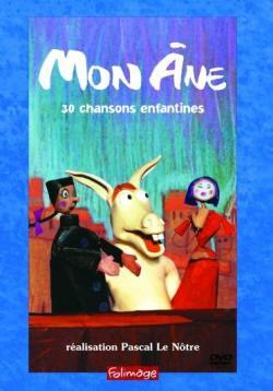 フランス童謡DVD  MON ANE  -私のロバ-