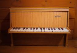 希少 アンティーク フランス michelsonne トイピアノ 3オクターブ