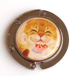 ヘンリーキャッツ(Henry Cats & Friends) バッグハンガー ベラ
