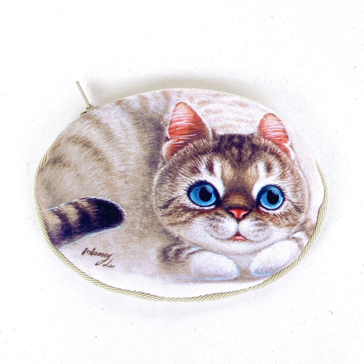 ヘンリーキャット(Henry Cats & Friends) コインパース アニー
