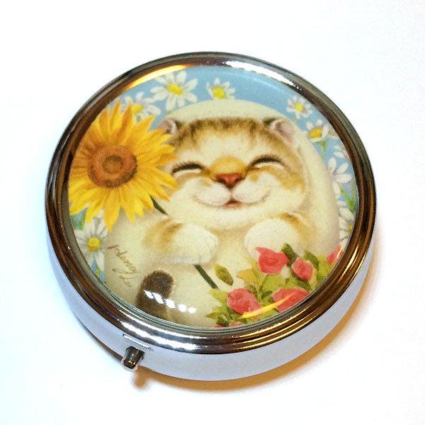 ヘンリーキャット(Henry Cats & Friends) ピルケース ボニー
