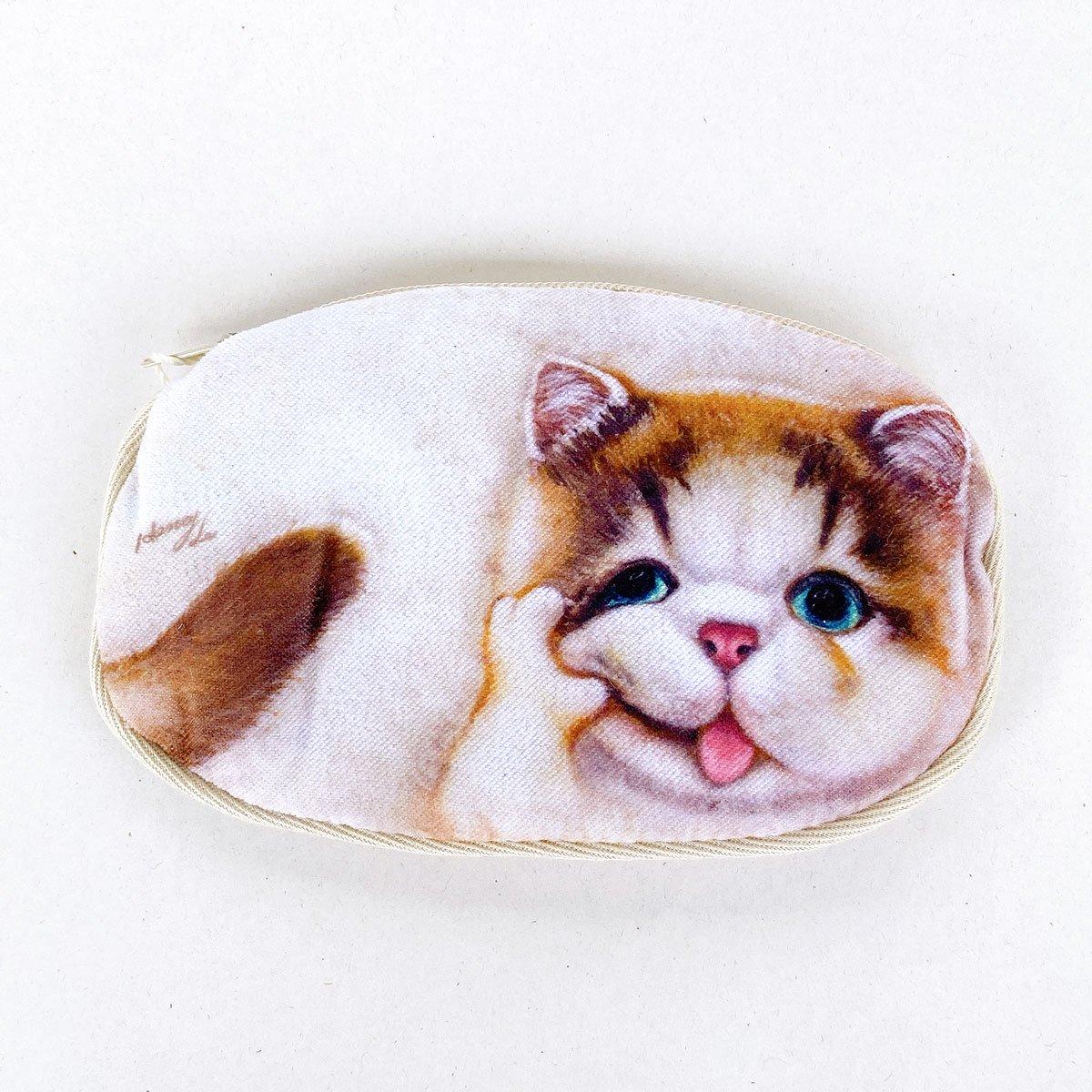 ヘンリーキャット(Henry Cats & Friends) コインパース オスカー