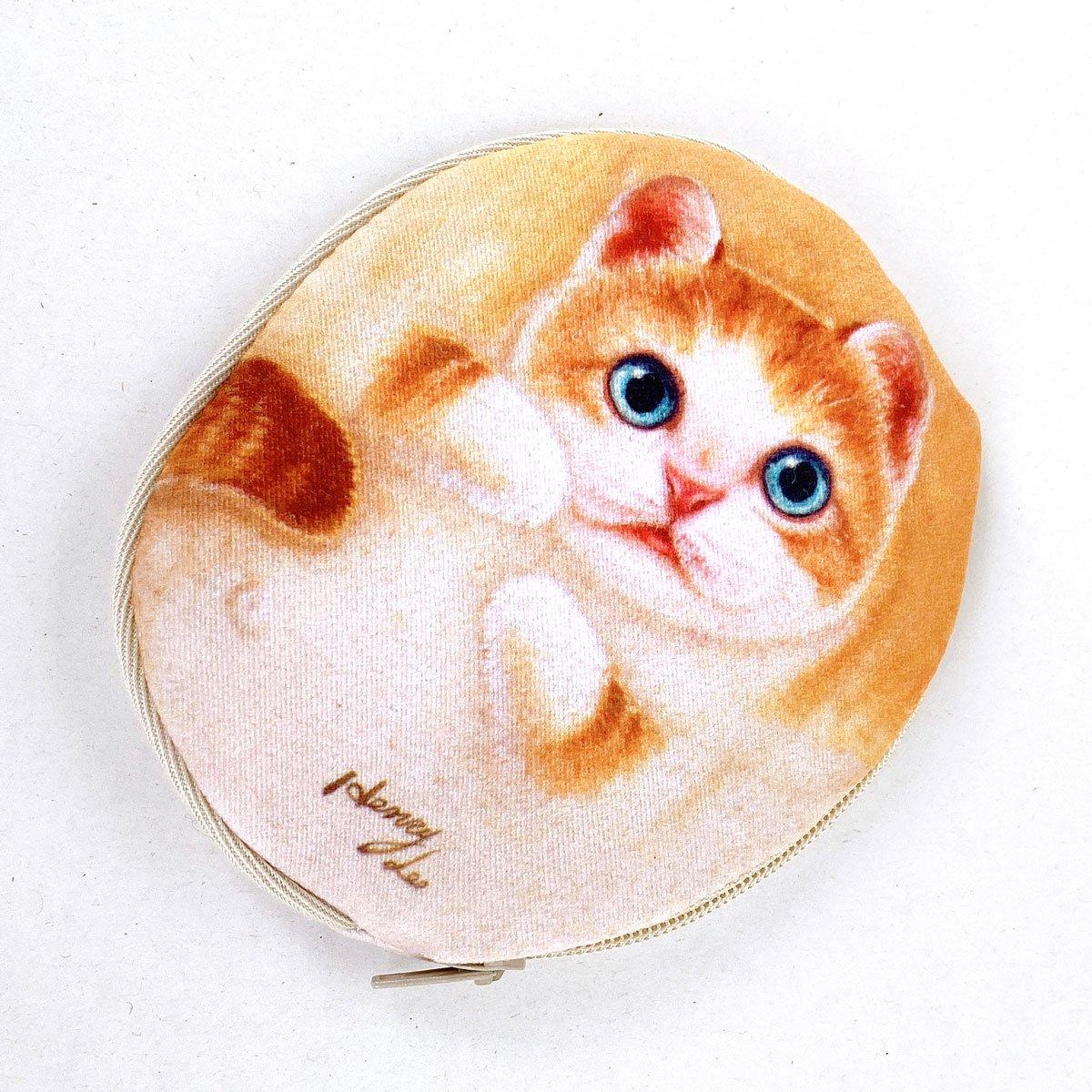 ヘンリーキャット(Henry Cats & Friends) コインパース ミーゴ