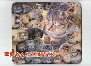 ヘンリーキャッツ(Henry Cats & Friends) フォトフレームマウスパッド ヘンリーキャット