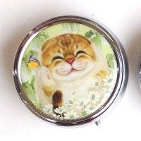 ヘンリーキャッツ(Henry Cats & Friends) ピルケース ベラ