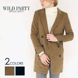 【WILD PARTY】ダブルチェスターコート全2色/ワイルドパーティー