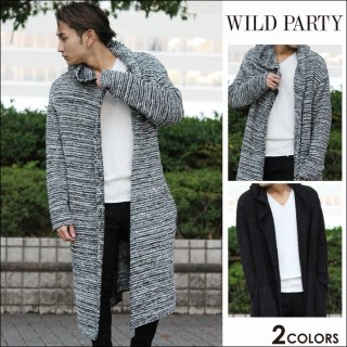 <img class='new_mark_img1' src='https://img.shop-pro.jp/img/new/icons20.gif' style='border:none;display:inline;margin:0px;padding:0px;width:auto;' />★50%OFF★WILD PARTY(ワイルドパーティー)モコモコフードロング全2色