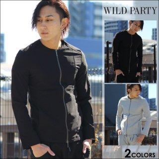 WILD PARTY(ワイルドパーティ) ノーカラーブルゾン全2色