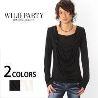 WILD PARTY(ワイルドパーティ)ドレープレイヤードカット