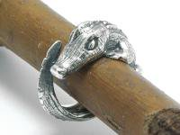 Croc ring (L)