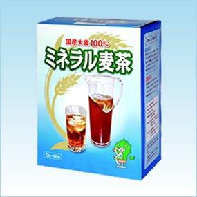 ミネラル麦茶(1箱:12g×30袋)