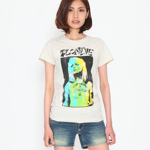 Blondie ブロンディ ベージュ  レディースTシャツ