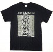 JOY DIVISION ジョイ・ディヴィジョン UNKNOWN PLEASURE ブラック Tシャツ バンドT