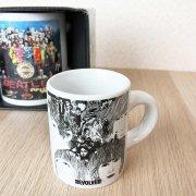 THE BEATLES ビートルズ エスプレッソカップ リボルバー revolver 60年代 ロック マグ コーヒーカップ エスプレッソ