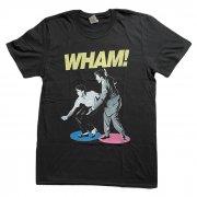 WHAM! ワム!ジョージ・マイケル 80年代 Tシャツ バンドTシャツ