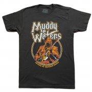 Muddy Waters マディ・ウォーターズ THEY CALL ME 1971  Tシャツ