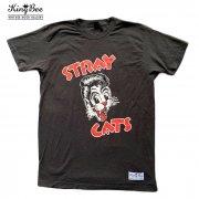 STRAY CATS ストレイキャッツ ビンテージ バンドTシャツ KingBee