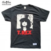 T-REX マーク・ボラン ビンテージ バンドTシャツ KingBee