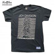 JOY DIVISION ジョイ・ディヴィジョン UNKNOWNPLEASURE ビンテージ バンドTシャツ KingBee