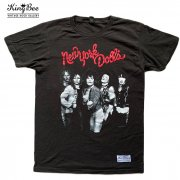 NewYorkDolls ニューヨークドールズ ビンテージ バンドTシャツ KingBee