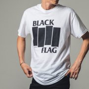 BLACK FLAG ブラック・フラッグ ロゴTシャツ バンドT