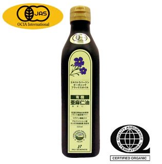 亜麻仁油(あまにゆ・フラックスオイル)(320ml入り)