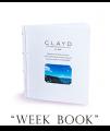 クレイド入浴剤-ウィークブック(30g×7袋)