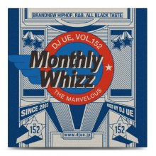 【大人気!新譜MIX】DJ UE / Monthly whizz vol.152