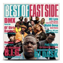 【EAST/HIPHIOP】THE BEST OF EASTSIDE Vol.2 / DJ DASK(DJ ダスク)