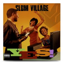【LAST1SALE】【HIPHOP】SLUM VILLAGE( スラムヴィレッジ)/ YES 【LP/RECORD】