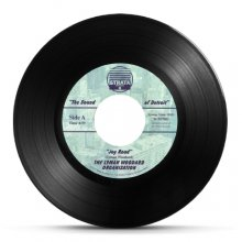 【BREAKBEATS/元ネタ】LYMAN WOODARD ORGANIZATION , NOTTZ /JOY ROAD【7inch/RECORD】