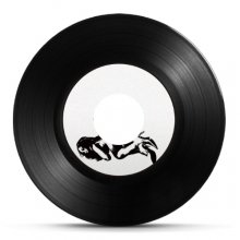 【限定プレス/日本人ビートメイカー】MASS-HOLE (DJ BLACKASS,MEDULLA) /WONG LONG【7inch】
