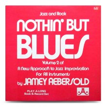 【JAZZ】Jamey Aebersold / Nothin' But Blues【USED(B)/LP/RECORD】