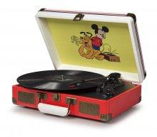 【RSD限定】Crosley Cruiser レコードプレイヤー Disney モデル【レコードプレーヤー】